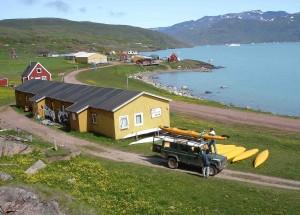 Qassiarsuk Hostel - Kayak Groenlandia