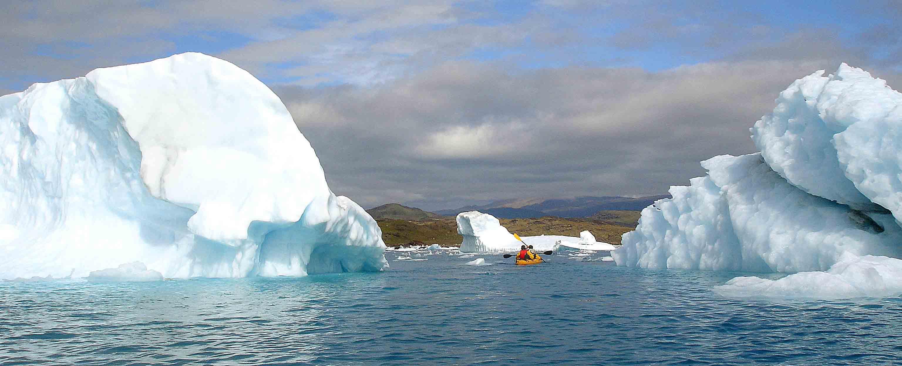 Kayaking Trips In Greenland Narsaq Area