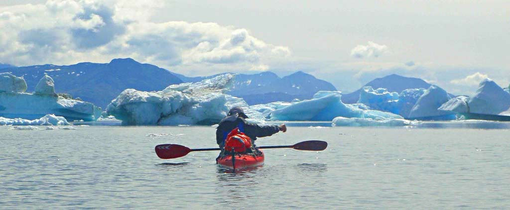 greenland kayaking tours guide