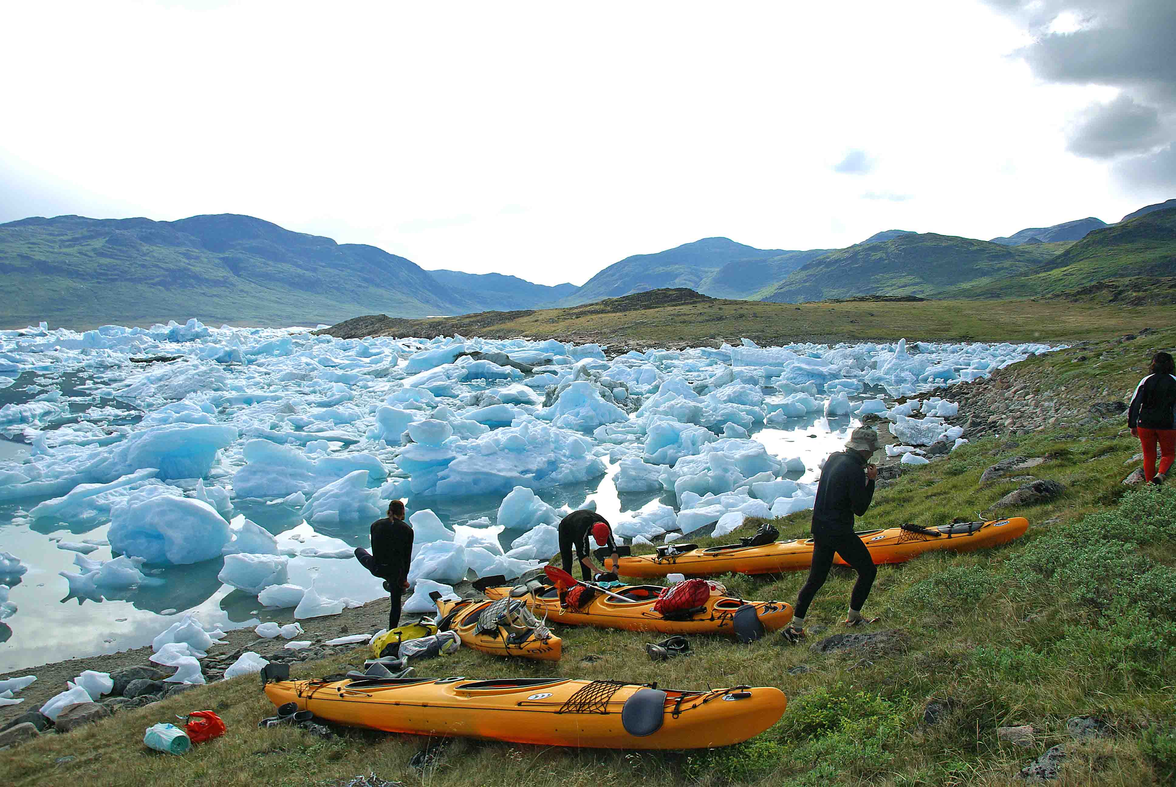 Hiking And Kayaking In Southern Greenland 8 Day Tour