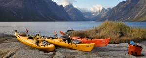 self guided kayak trips