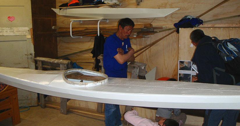kayak club Qaqortoq