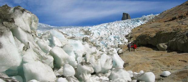 Tasermiut glacier