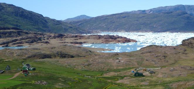 Tasiusaq bay