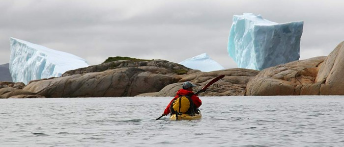 kayak and glacier 15 days