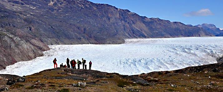 Greenland adventure tours kiattut